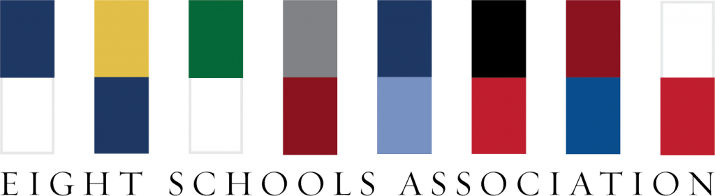 eight schools association logo